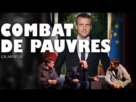 Embedded thumbnail for Combat de pauvres