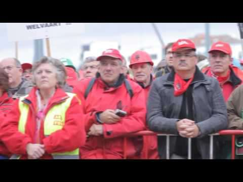 Embedded thumbnail for Libertés syndicales : entretiens croisés