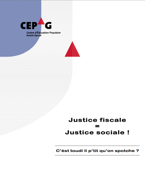 Justice fiscale = Justice sociale!